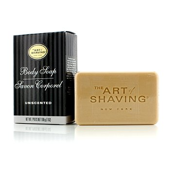 The Art Of Shaving Sabonte Corporal - Sem Cheiro