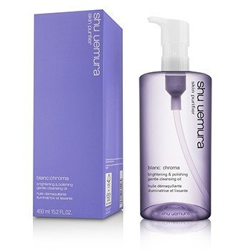 Shu Uemura Blanc:Chroma Brightening & Polishing Gentle Cleansing Oil