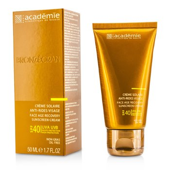 Académie Scientific System Face Age Recovery Sunscreen Cream SPF41