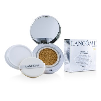 Lancôme Esponja Compacta Miracle Cushion Liquid Cushion Compact SPF 23 - # 01 Pure Porcelaine