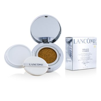 Lancôme Esponja Compacta Miracle Cushion Liquid Cushion Compact SPF 23 - # 03 Beige Peche