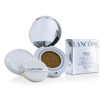 Lancôme Esponja Compacta Miracle Cushion Liquid Cushion Compact SPF 23 - # 04 Beige Miel