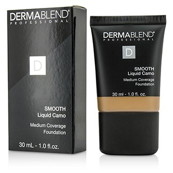 Dermablend Base Smooth Liquid Camo (Cobertura Média) - Cafe