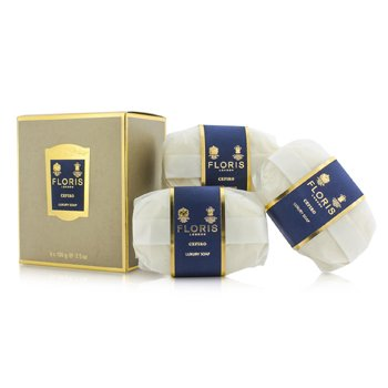 Floris Cefiro Luxury Soap