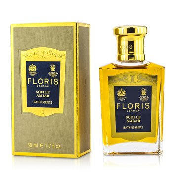 Floris Soulle Ambar Bath Essence