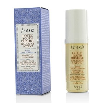 Fresh Lotus Youth Preserve Radiance Lotion