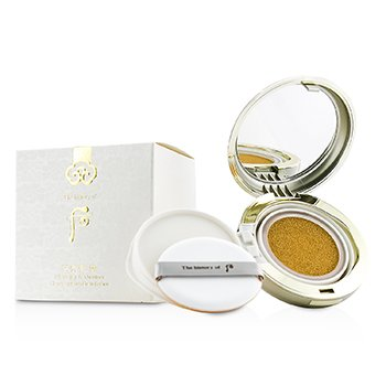 Whoo (The History Of Whoo) Base Whitening & Moisture Glow Cushion SPF50 Gongjinhyang Seol