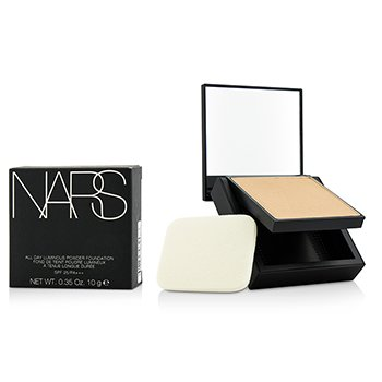 NARS Base em Pó All Day Luminous SPF25 - Mont Blanc (Light 2 Light with pink undertones)