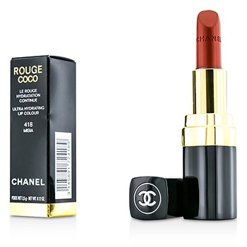 Chanel Batom Rouge Coco Ultra Hydrating - # 418 Misia