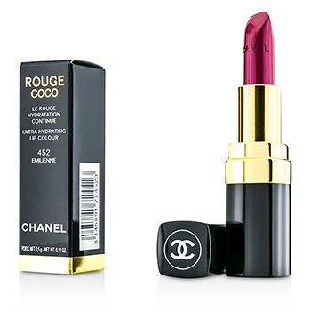 Chanel Batom Rouge Coco Ultra Hydrating - # 452 Emilienne