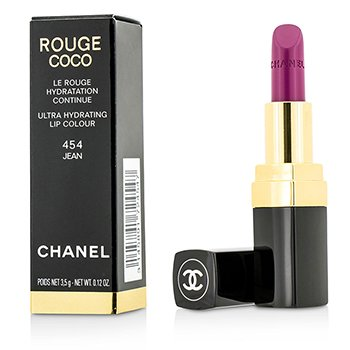Chanel Batom Rouge Coco Ultra Hydrating - # 454 Jean
