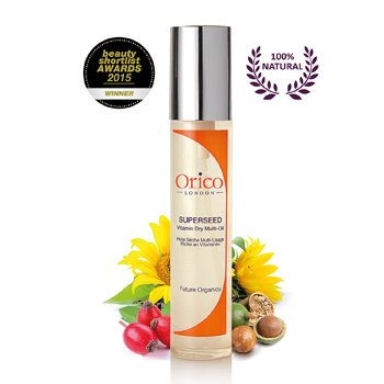 Orico London Superseed Vitamin Dry Multi-Oil