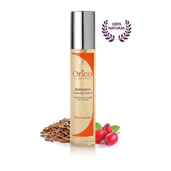 Orico London Superico Omega Rich Body Oil