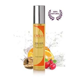 Orico London Rush Hour Vibrant Dry Body Oil
