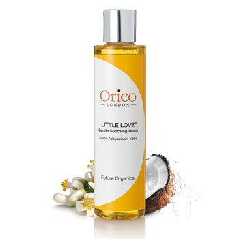 Orico London Little Love Gentle Soothing Wash