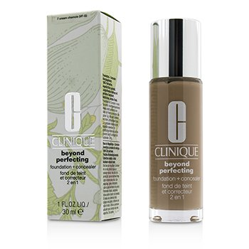 Clinique Base & Corretivo Beyond Perfecting - # 07 Cream Chamois (VF-G)