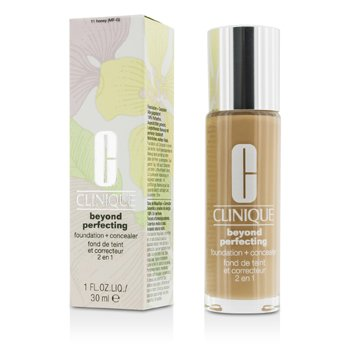 Clinique Base & Corretivo Beyond Perfecting - # 11 Honey (MF-G)