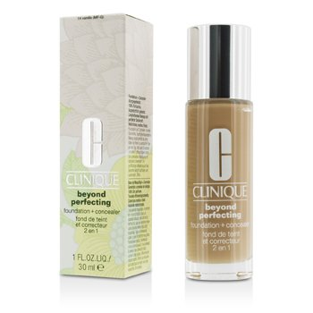Clinique Base & Corretivo Beyond Perfecting - # 14 Vanilla (MF-G)