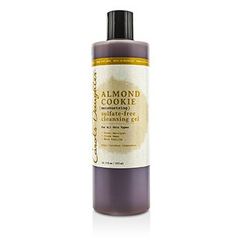 Carols Daughter Almond Cookie Sulfate-Free Cleansing Gel