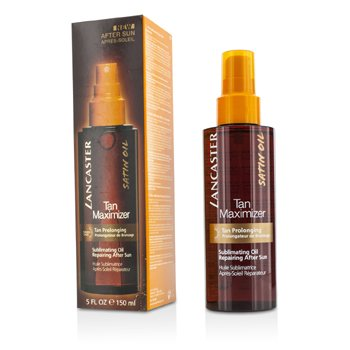 Tan Maximizer Sublimating Oil Repairing After Sun