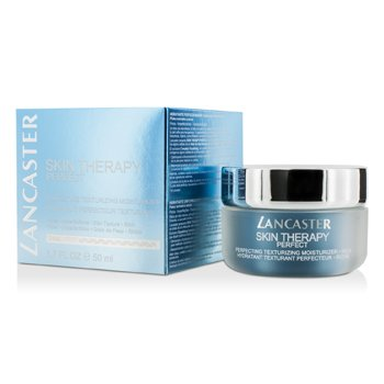 Lancaster Skin Therapy Perfect Perfecting Texturizing Moisturizer Rich Cream