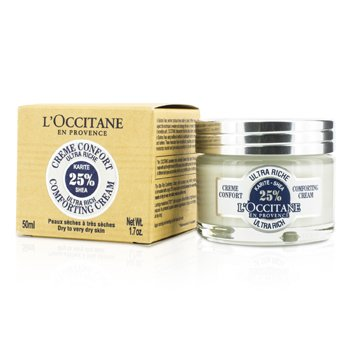 LOccitane Shea Ultra Rich Comforting Cream - Dry to Very Dry Skin