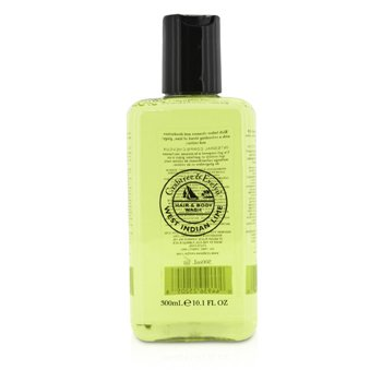 Crabtree & Evelyn Sabonete Corporal e para o Cabelo West Indian Lime