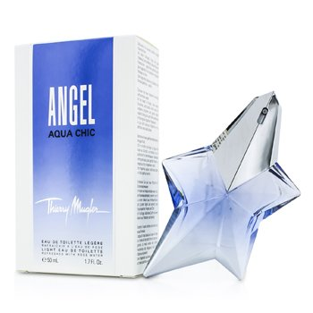 Thierry Mugler Angel Aqua Chic Light Eau De Toilette Spray (Limited Edition)