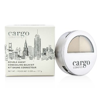 Cargo Kit Corretivo Double Agent - 2N Light
