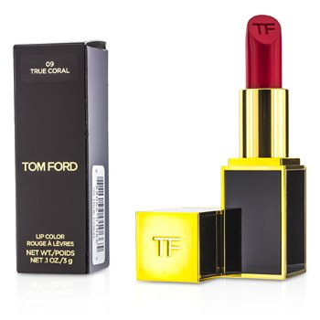 Tom Ford Lip Color - # 09 True Coral