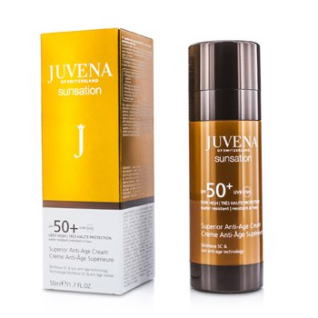 Juvena Sunsation Superior Anti-Age Cream SPF 50+