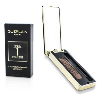 Guerlain Sombra Ecrin 1 Couleur Long Lasting - # 02 Brownie & Clyde