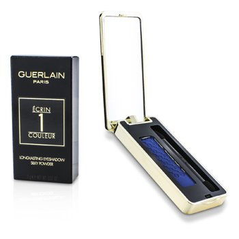 Guerlain Sombra Ecrin 1 Couleur Long Lasting - # 03 Blues Brothers