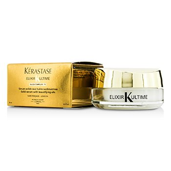 Kerastase Leave In Oleo-Complexe Solid Serum with Beautifying Oils Elixir Ultime (Para Cabelos Secos, Danificados, Espessos ou com Frizz)