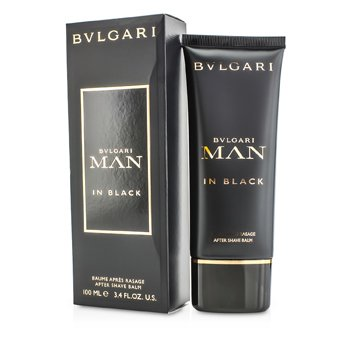 Bvlgari In Black After Shave Balm