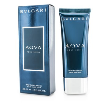 Bvlgari Aqva Pour Homme After Shave Balm (Tube)