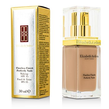 Elizabeth Arden Maquiagem Finalizadora Flawless Finish Perfectly Nude Makeup SPF 15 - # 14 Cameo