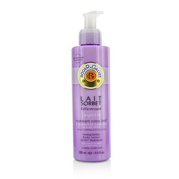 Roger & Gallet Gingembre Firming Sorbet Body Lotion (with Pump)