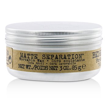 Tigi Cera Matte Separation Workable Bed Head B For Men