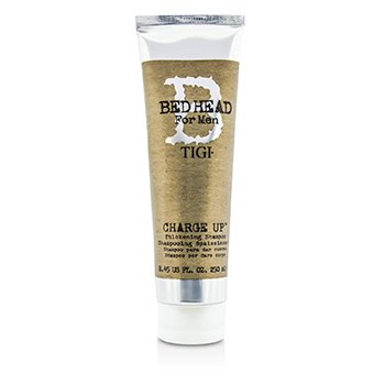 Tigi Shampoo Charge Up Thickening Bed Head B For Men (Nova Embalagem)