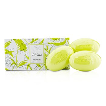 Caswell Massey Verbena Bar Soap Set