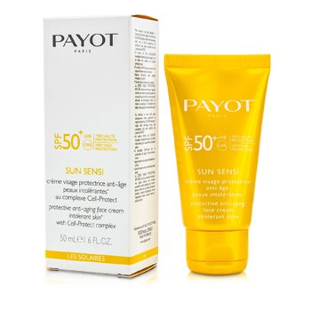 Payot Les Solaires Sun Sensi Protective Anti-Aging Face Cream SPF 50+