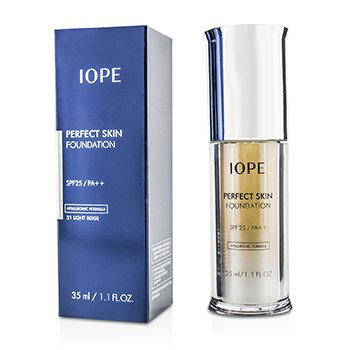 IOPE Base Perfect Skin SPF25 - # 21 Light Beige