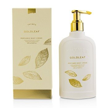 Thymes Goldleaf Perfumed Body Cream