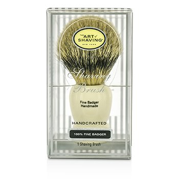 The Art Of Shaving Pincel de Barbear Fine Badger - Ivory