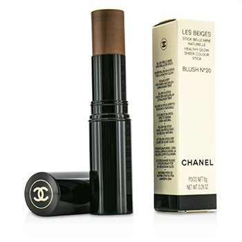 Chanel Bastão Labial Les Beiges Healthy Glow Sheer Colour - No. 20
