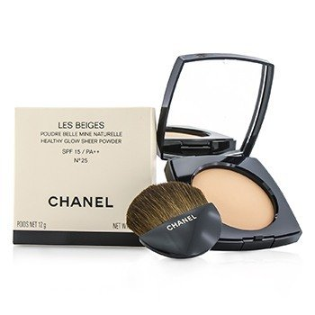 Chanel Pó Les Beiges Healthy Glow Sheer SPF 15 - No. 26