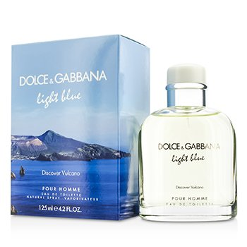 Dolce & Gabbana Light Blue Discover Vulcano Eau De Toilette Spray