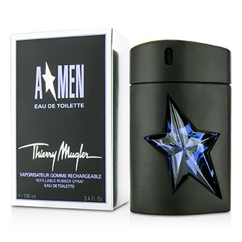 Thierry Mugler A*Men Gomme Rubber Flask Eau De Toilette Refillable Spray