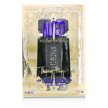 Thierry Mugler (Mugler) Alien Power Of Gold Eau De Parfum Refillable Spray (Limitred Edition)